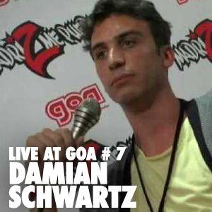 Damian Schwartz | Goa Madriz me Puede VI | 13 Sept 2009