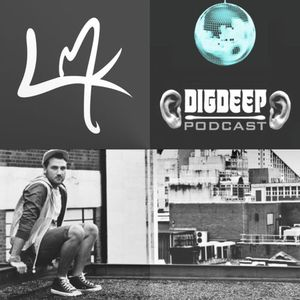 DD052 | The DigDeep Podcast mixed by Lee M Kelsall