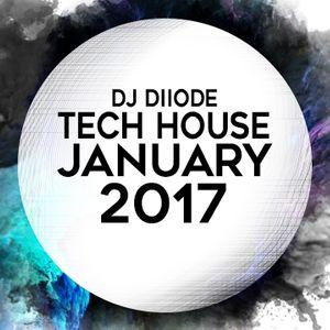 Best Tech House Mix 2017 ▼ Tech House Mix January 2017 ▼ Dj DIIODE
