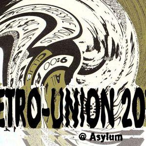 Retro-Union 2012 Series Mix 2.5