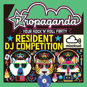 Propaganda DJ competition