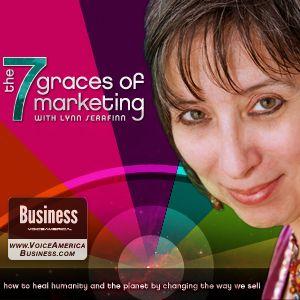 7 Graces of Marketing Radio - Ep03- Three Pillars of Attraction Marketing with Shelagh Jones