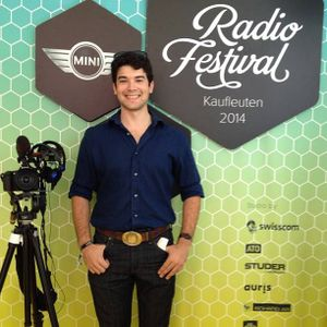 RECESS with SPINELLI #170, Live from Zurich, Switzerland, International Radio Festival 2014