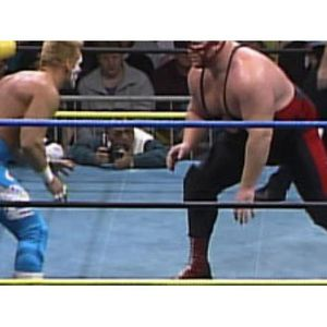 WRESTLING'S GREATEST RIVALRIES: STING vs VADER