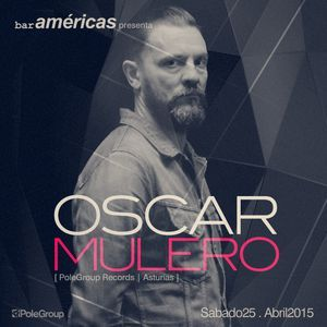 Oscar Mulero - Live @ All Night Long, Bar Americas, Guadalajara - Mexico (24.04.2015)