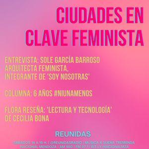 Ciudades en Clave Feminista