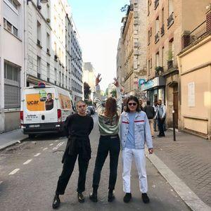 Synchronisme ou Barbarie (17.05.18) w/ Rahim, Gyegonsu & Florence Giroud
