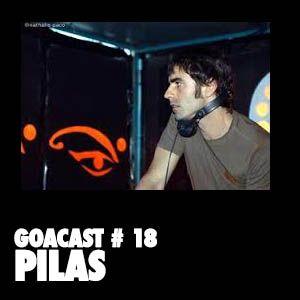 GOA Podcast # 18 |Pilas | Mondo