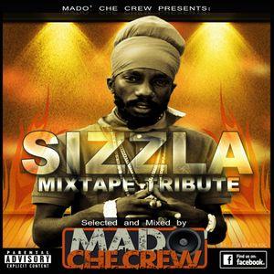 SIZZLA KALONJI mixtape tribute