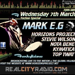Mark EG - Guest Mix DJ Set (Funkylicious Show)