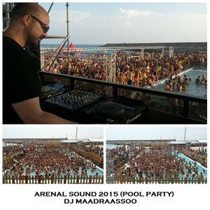 Maadraassoo - Arenal Sound 2015_Pool Party