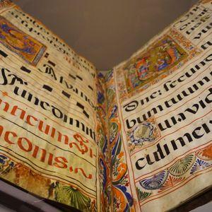 Magnificat. Los secretos de los libros de coro