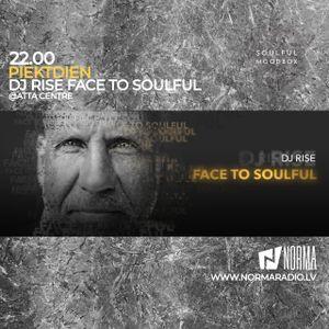 Soulful Moodbox presents - DJ RISE Face To Soulful @Atta Centre