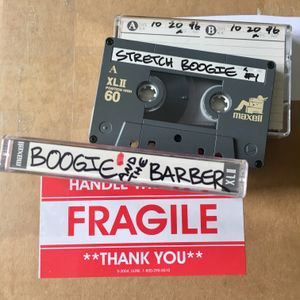 Boogie & The Barber w/Stretch Armstrong & Bobbito Hot 97 WQHT October 20, 1996