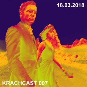 """Krachgarten Podcast 007: """"Ein Quantum Trost"""""""