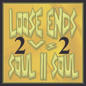 Mixed By Blick - Loose Ends Vs Soul II Soul - Part 2
