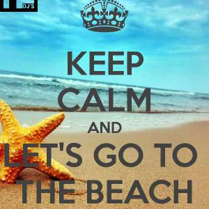 Let´s Go To The Beach With H2DJs