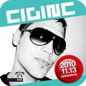 Deplug Dec 2010 Cid Inc Live@Exit Kaunas 13.11.10