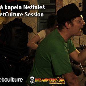 Nežfaleš akusticky na StreetCulture Session