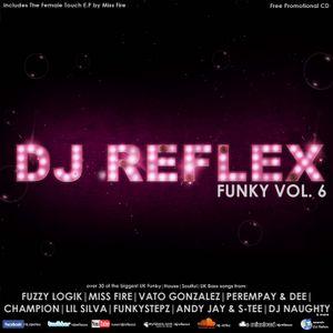 DJ Reflex - Funky Vol 6
