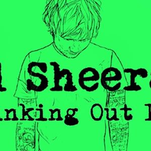 Ed sheeran thinking out loud album cover