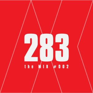 DJ 283 the MIX #002 December 2015