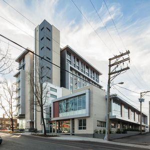 Kwayatsut  - 675 East Broadway  - Kwayatsut House - Larry Adams, NSDA Architects and Shelly Hill, Va