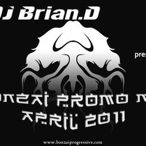 DJ Brian.D - Bonzai Promo Mix 1