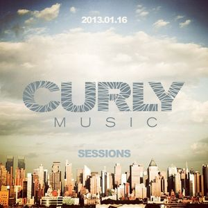 Curly Music Sessions 01 16 on Tonite Radio
