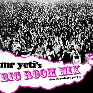 Mr Yeti's Desert Podcast Part 3: Big Room Mix