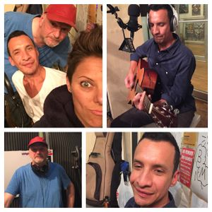 Episode 26 - Natchie Night Fly Radio Featuring Jacob Jiles