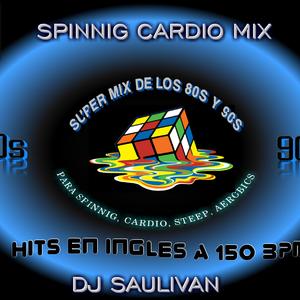 CARDIO MIX 80S INGLES MIX YT- DJ SAULIVAN