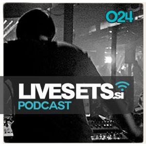 DanZoo - Live @ MC Podlaga (Minimal Techno, Tech-House)