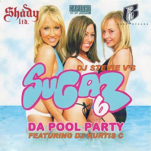 Dj Stevie V's SUGAR 6 - The Pool Party!