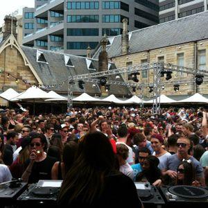 T-Boy - Circoloco Sydney 2012