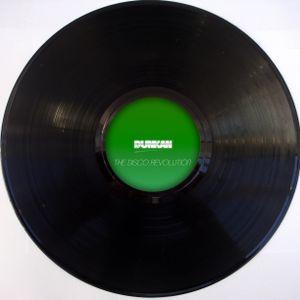 Dunkan Disco - The disco revolution Mixtape