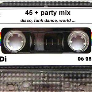 somebody else's ... disco funk mix