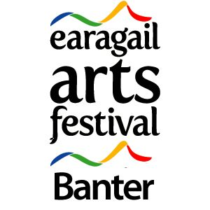 Banter at the Earagail Arts Festival, July 2010