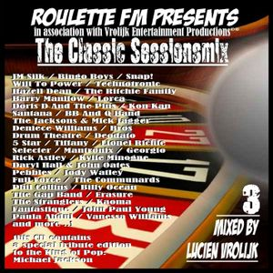 The Classic Sessionsmix No. 15 (mixed by Lucien Vrolijk) - Various Artists