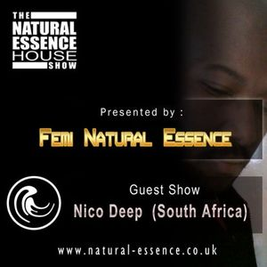 The Natural Essence House Show Episode 142 – Nico Deep