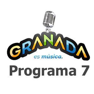 GRANADA es MÚSICA PROGRAMA 7