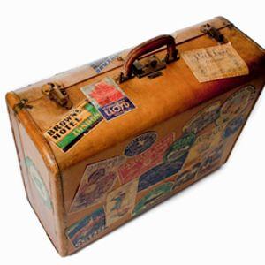 Flying Suitcase 2