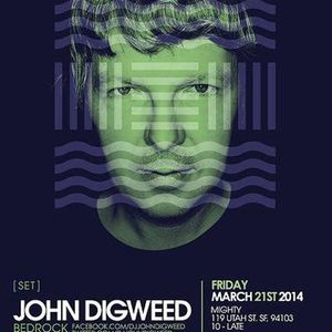 LIVE @ Mighty w/ John Digweed & atish 3/21/14