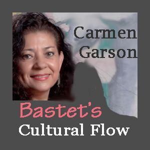 International Belly Dancer Isis San Miguel on Bastet's Cultural Flow with Carmen Garson