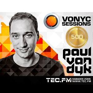 Vonyc Sessions 500 by Paul Van Dyk