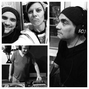 Episode 31 - Natchie Night Fly Radio Featuring Nik Chinboukas