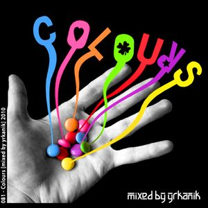 #081 Colours [mixed by Юrkanik] 2010