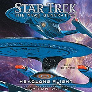 Headlong Flight - Star Trek Audio Book