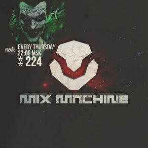 Andy Mart - Mix Machine 224 (25 June 2015) DI.FM