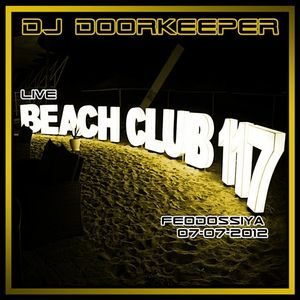 Live at Beach Club 117 Feodossiya (07-07-2012) SHORT VERSION